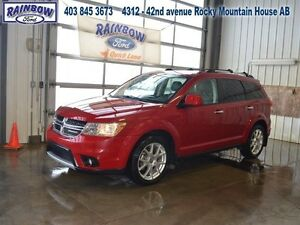 2013 Dodge Journey R/T  - Bluetooth -  SiriusXM -  DVD player