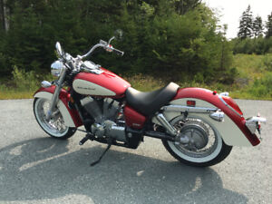 2008 Honda shadow aero 750