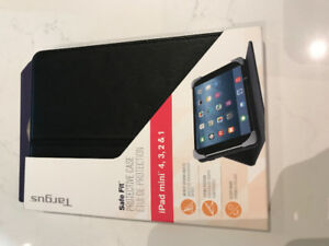 Targus iPad Mini Case (1, 2, 3 & 4) - NEW and original packaging
