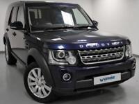 2014 Land Rover Discovery Sdv6 4 X 4 Utility Diesel blue Semi Auto