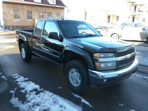 2008 Chevrolet Colorado LT Z71 4X4