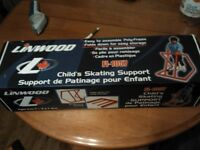 Boys size 13 Skates and new in box Childs Skating support