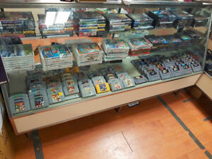 Retro Games for sale ! N64 Gamecube NES SNES PS1 Genesis and mor