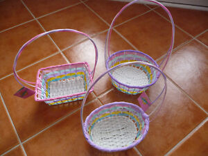 Brand New Easter Baskets - Lots To Choose From London Ontario image 2