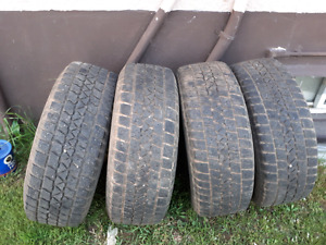 4 Winter tires for sale $300 OBO