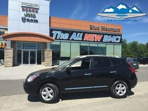 2013 Nissan Rogue S  ACCIDENT FREE, CERTIFIED/ETESTED, BLUETOOTH