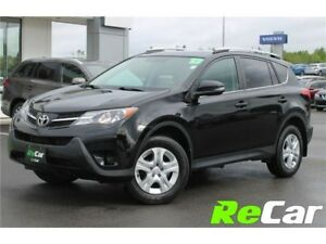 2013 Toyota RAV4 LE | FWD | BACK UP CAM | KEYLESS ENTRY