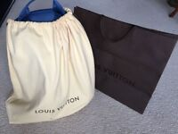 Louis Vuitton Backpack Neptune.