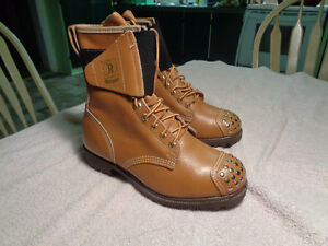 bottes Royer***NEUVES**NEW***work boots