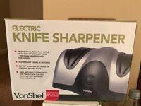 VonShef Electric Knife Sharpener
