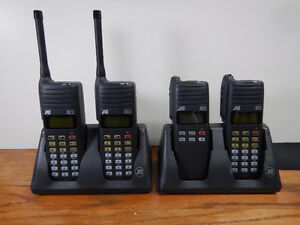 Tait T3000 VHF commercial radio lot (2 fully working)