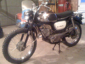 Rare 1967 Suzuki K11 Hillbilly series