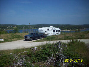 KZ Durango 5th Wheel RV Trailer Camper