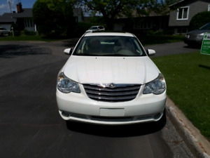 Chrysler Sebring Limited 2008 automatique avec 92 000 km.