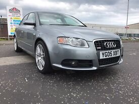 Audi A4 turbo excellent condition service history