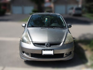 2007 Honda Fit sport Hatchback - AS IS SALE
