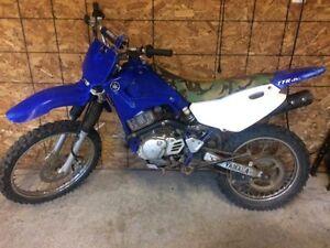 02 Yamaha TTR-125L Trade for Honda 50