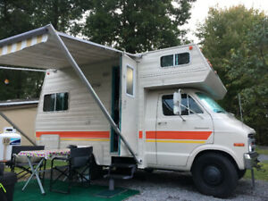 RV 1977Dodge/Sportsman 17ft.