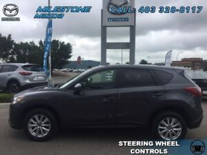 2014 Mazda CX-5 GX AWD  Local trade, AWD, well cared for under 2