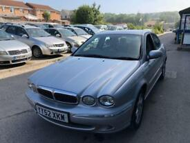 Jaguar X-TYPE 2.0 V6 auto SE 4 door - 2003 52-reg - FULL 12 MONTHS MOT