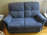 Elran Reclining Love Seat / Causeuse Inclinable