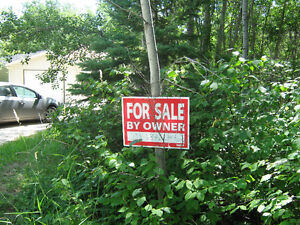 Lot For Sale By Owner Sandy Hook Manitoba - PRICE REDUCED!