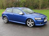 2009 59 Volvo C30 2.0D R-Design SE Manual 6 Speed 3 Door Diesel Hatchback Coupe
