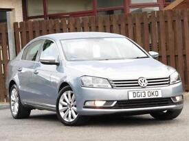 2013 VOLKSWAGEN PASSAT HIGHLINE 2.0TDI BLUEMOTION TECHNOLOGY SALOON DIESEL