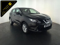 2014 NISSAN QASHQAI ACENTA DCI 1 OWNER NISSAN SERVICE HISTORY FINANCE PX WELCOME