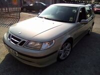 Saab 95 2.0 Turbo Automatic Petrol 2005 MOT Till June 2017 Good Condition P/X WELCOME