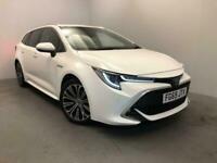 2019 Toyota Corolla 1.8 VVT-i Hybrid Excel 5dr CVT ESTATE Petrol/Electric Hybrid