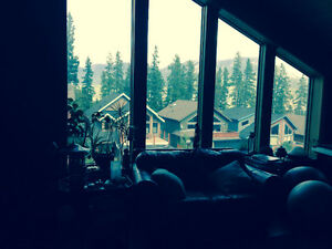 Furnished room to rent on entrance level of house $550 Canmore