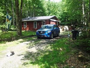 Year Round Home/Cottage Deeded access to Sherbrooke Lake