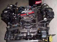 2007 Mercruiser 4.3L inboard engine