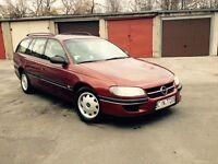 Vauxhall Omega 2.0 16v 1996 LHD LEFT HAND DRIVE