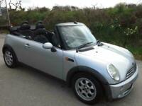 2005 Mini Mini 1.6 Cooper Convertible cabriolet