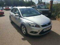 Ford Focus 1.6 Zetec 100 bhp 5dr Service History, Two Prev Own, Air, CD, Alloys