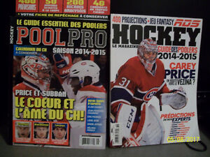 guide pool pro et rds 2014-2015