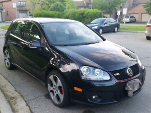2009 VW GTI 2.0T 6 speed