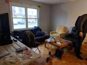 Summer Sublet Close to Queen's Campus! May-August