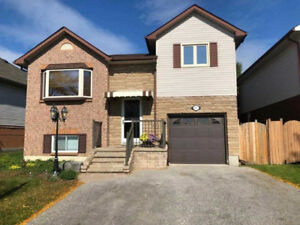 Detached 3 + 1 Br Home In The North Oshawa