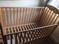Good quality cot