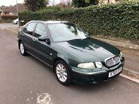 Rover 45 1.6 petrol advantage S £475
