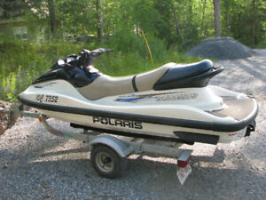 2002 Polaris Genesis Watercraft