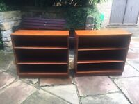 Pair of Bookcases - Sell together / Sep - CAN DELIVER