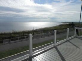 STUNNING SEA FRONT LODGE AT 12 MONTH PARK ON THE HERITAGE COAST, NEAR DURHAM