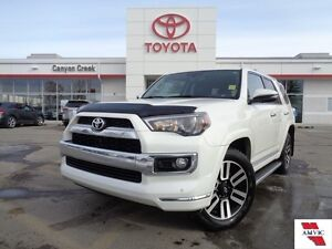 2015 Toyota 4Runner LIMITED CLEAN CARPROOF
