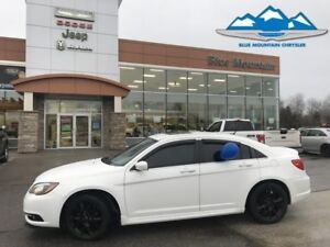 2013 Chrysler 200 S  ACCIDENT FREE, LOCAL TRADE,V6
