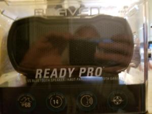 Braven ready pro wireless bluetooth speaker