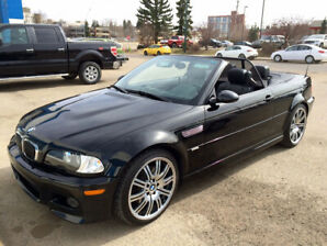 2002 BMW M3 Convertible/SMG (With Hardtop)